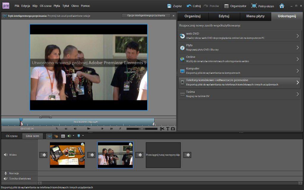 jaki program do edycji wideo