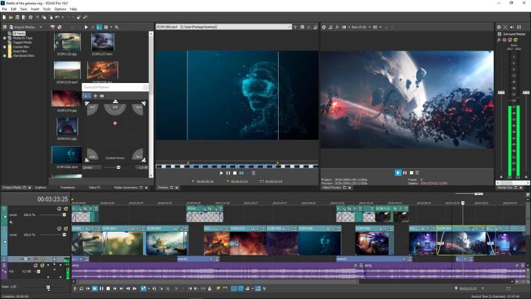 program do edycji wideo sony vegas