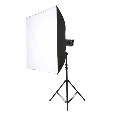 softbox green screen