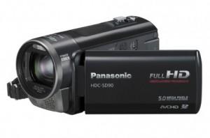 Panasonic-HDC-SD90