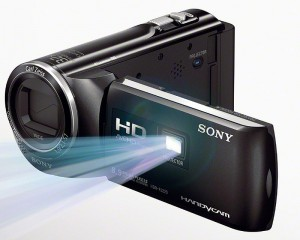 Sony_HDR_PJ220_projektor