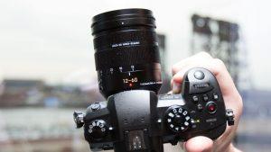 Lumix GH5 Aparat do filmowania