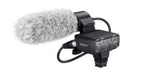 Aparat do filmowania sony XLR