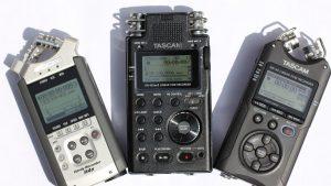 rekorder audio jak zacząć nagrywać na yt