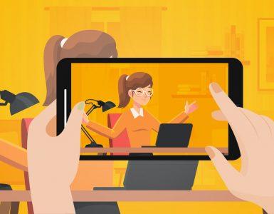 aplikacja do nagrywania filmów