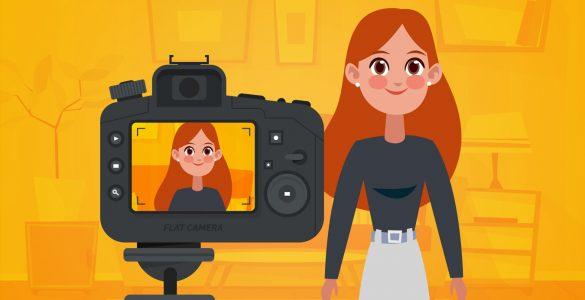 nagrywanie filmów wideo w domu