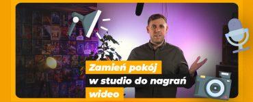 studio wideo w domu